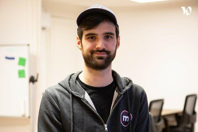 Rencontrez Quentin, CEO et co-fondateur - MeiliSearch