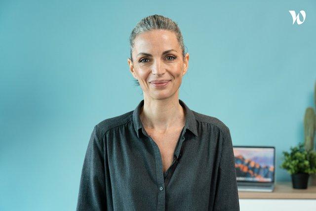 Rencontrez Christelle, COO - Studi - Digital Education for Life