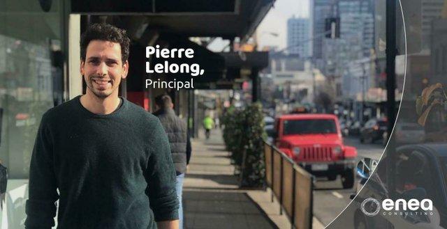 Meet Pierre  - Enea Consulting