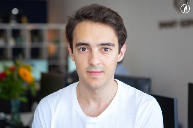 Rencontrez Mamoun, Cofondateur & COO - Smart-Services