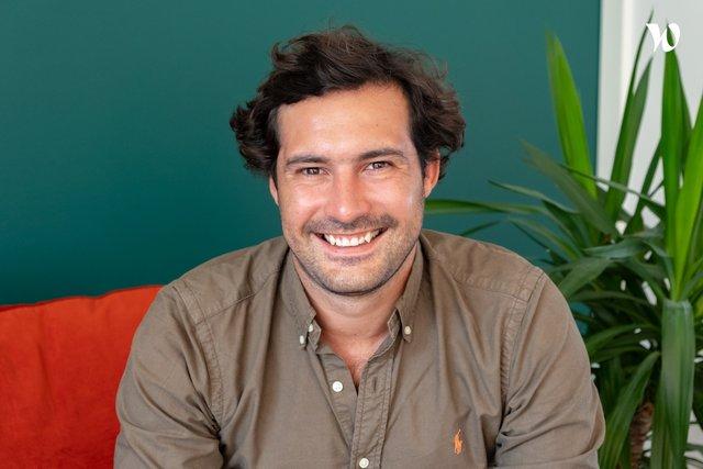 Rencontrez Thomas, Head of Sales France - PathMotion