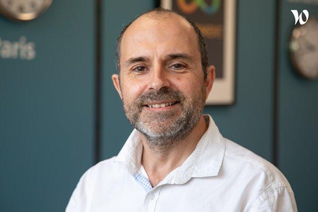 Rencontrez Stéphane, Directeur Général - EDF Store & Forecast