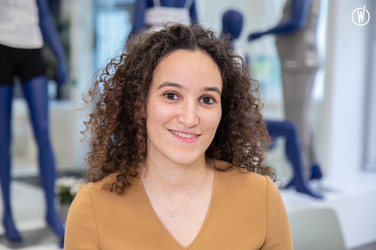 Rencontrez Nadia, Directrice stratégie produits et marchés - BioSerenity