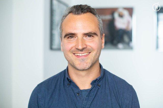 Rencontrez Romain, Directeur Général Label WEA - Warner Music France