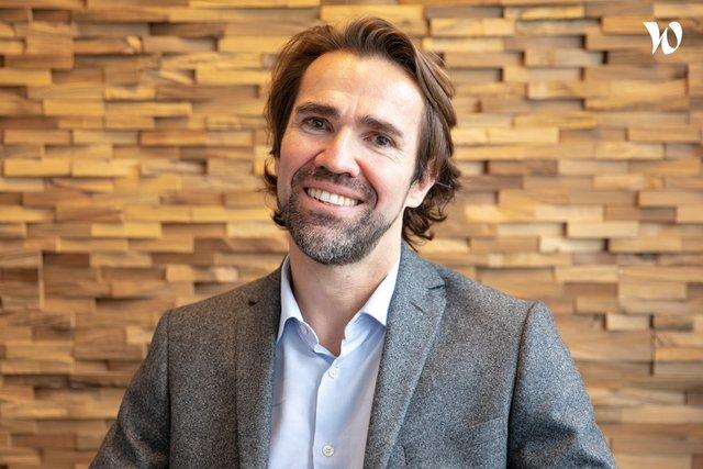 Rencontrez Fabrice, Directeur marketing client produit Sport - FDJ - La Française des Jeux