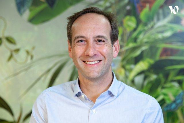 Rencontrez Alexandre, Co- fondateur et Président - Groupe Fed