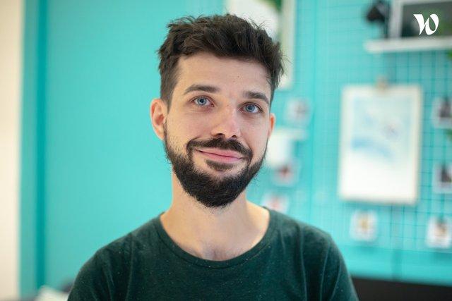 Rencontrez Yohann, Directeur Artistique  - Market Value
