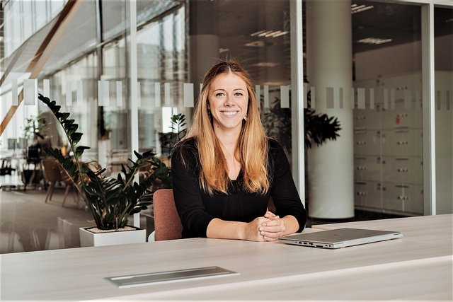 Simona Hamerníková, Team Leader v GBS P2P - Siemens