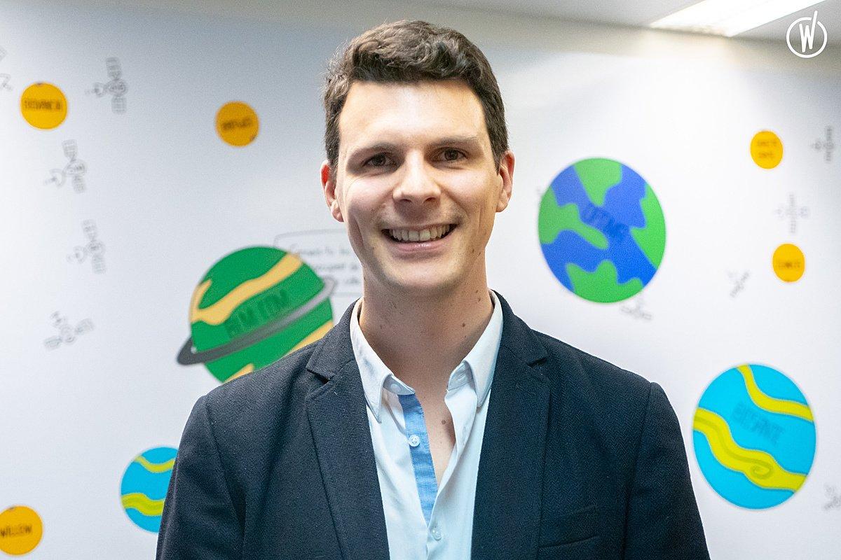 Rencontrez Olivier, CEO - Propulse Lab