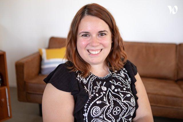 Rencontrez Clémentine, Chef de projet Smart Data - Profideo