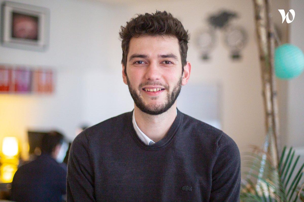 Rencontrez Mathieu, Business Developer - GOURMET FOOD FRANCE