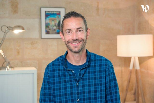 Rencontrez Marc, Fondateur & consultant digital - 2Gezer