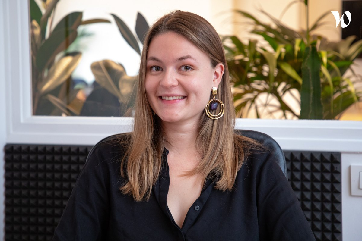 Rencontrez Charlène, Directrice des Programmes - each One