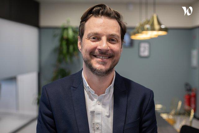Rencontrez François, Dirigeant et co-fondateur - Happy to meet you