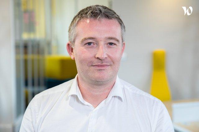 Rencontrez Marc, Head of Agile - Daveo