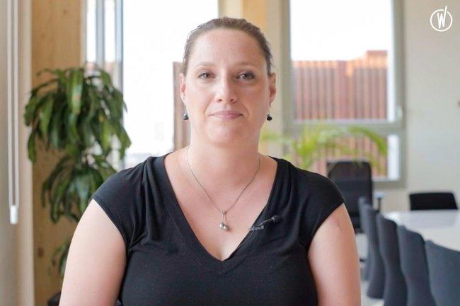 Rencontrez Julie, Manager/Team Leader Business Intelligence - IBM Client Innovation Center