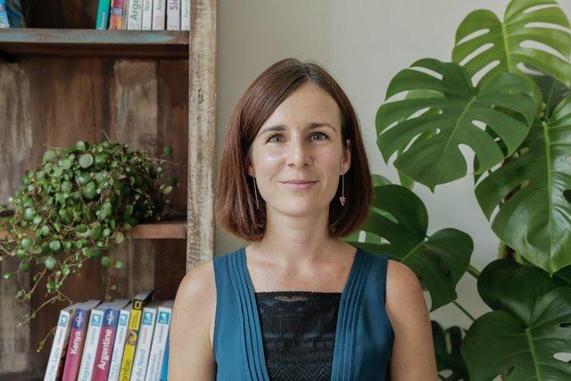 Rencontrez Marion, Responsable Webmarketing - bynativ