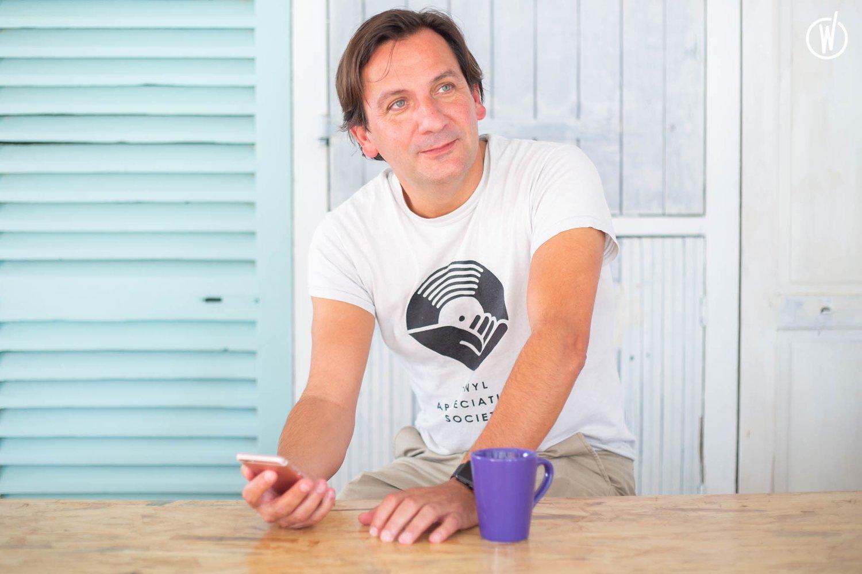 Rencontrez David, Customer's friend & content Guru - Keyzz