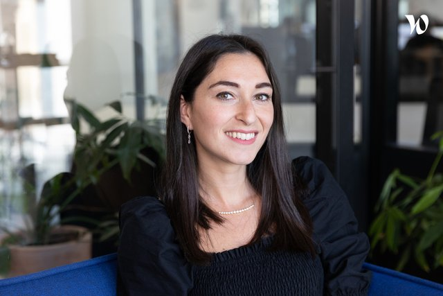 Rencontrez  Sharone, Talent Acquisition - Younited Credit