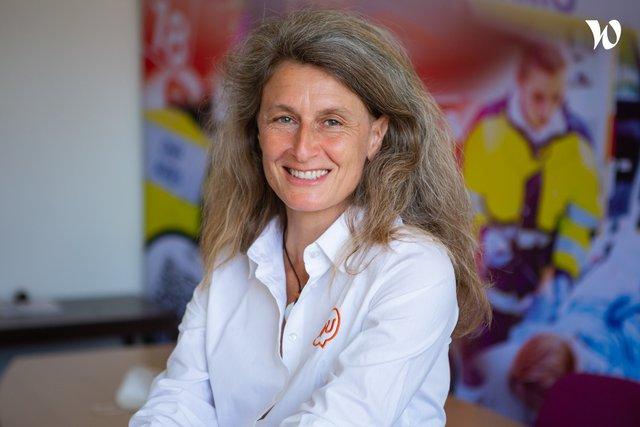 Rencontrez Anne, Responsable du Développement - ID-U Santé