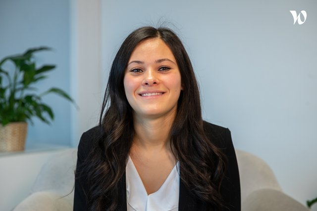 Rencontrez Arielle, Consultante en gestion privée  - Groupe Euodia