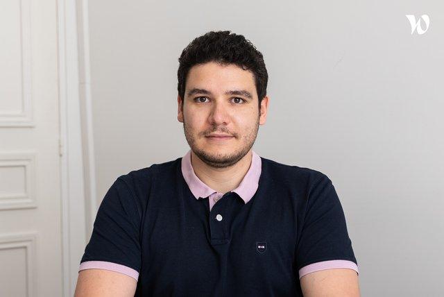 Rencontrez Maxime, Développeur - Wishibam