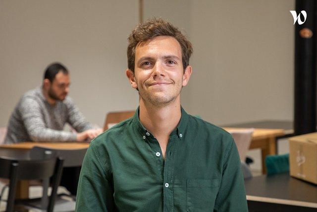 Rencontrez Thomas, Co-fondateur - Japhy