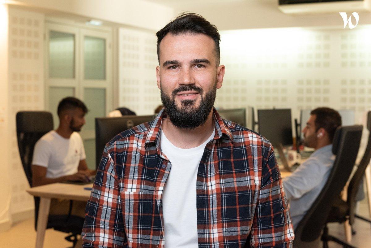 Rencontrez Bryce, Lead Developer - Horiz.io