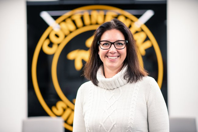 Zuzana Světlíková, Construction Engineering Manager - Continental
