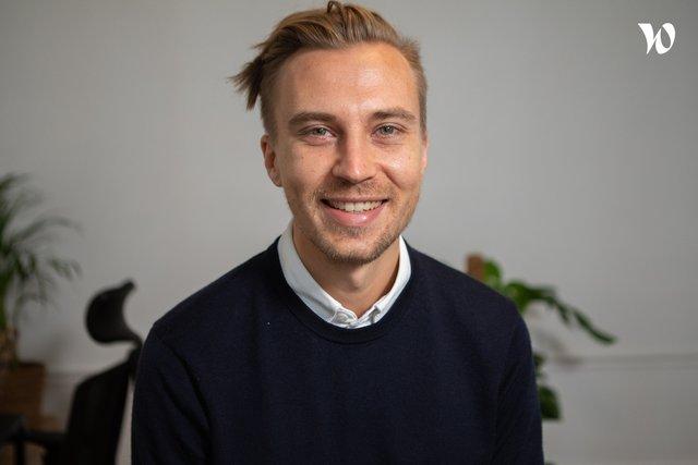 Rencontrez Matthieu, Chef de projet / COO - Reej Consulting