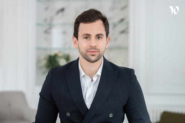 Rencontrez Alexandre, Associé & Family officer - LetUs Private Office