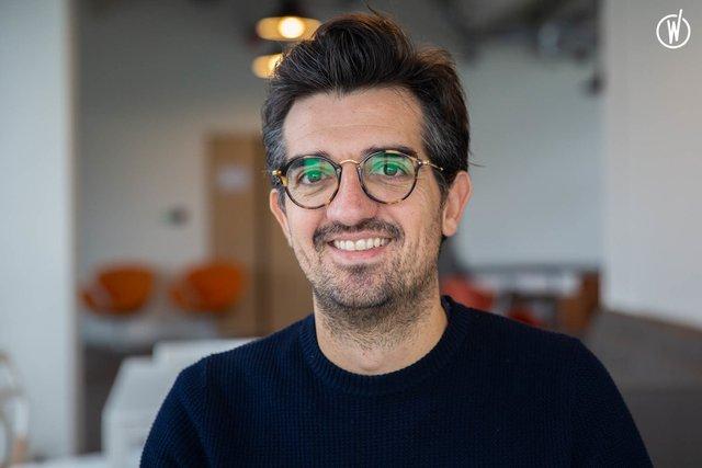 Rencontrez Geoffroy, Directeur Commercial - Bonial