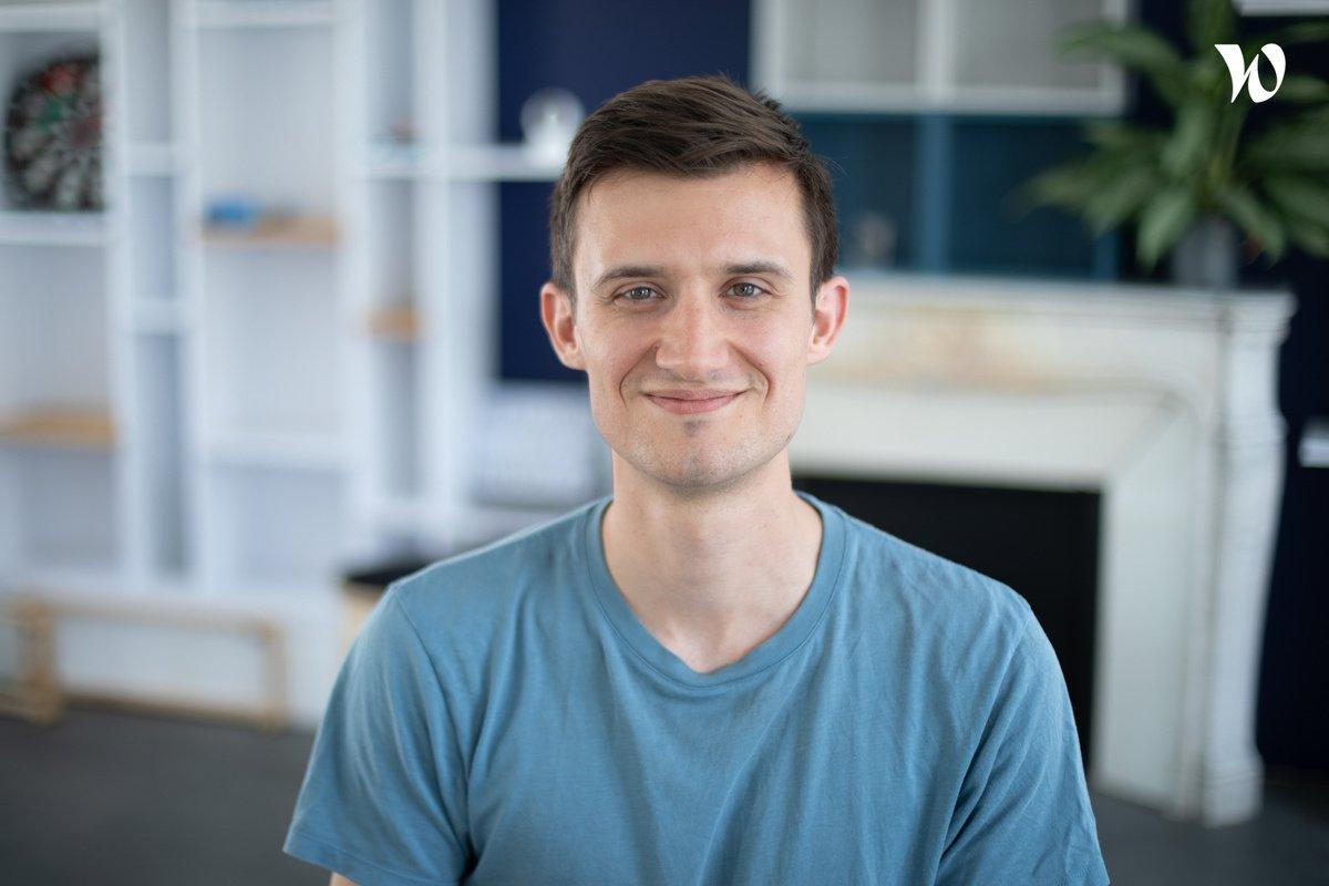 Rencontrez Romain, Lead Data Scientist - Hyperlex