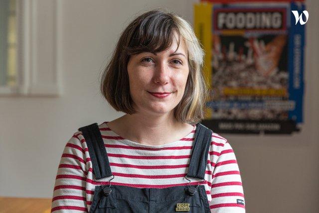 Rencontrez Elisabeth, Rédactrice en chef  - Le Fooding