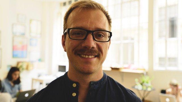 Rencontrez Guewen, Co-fondateur & CEO - Haigo