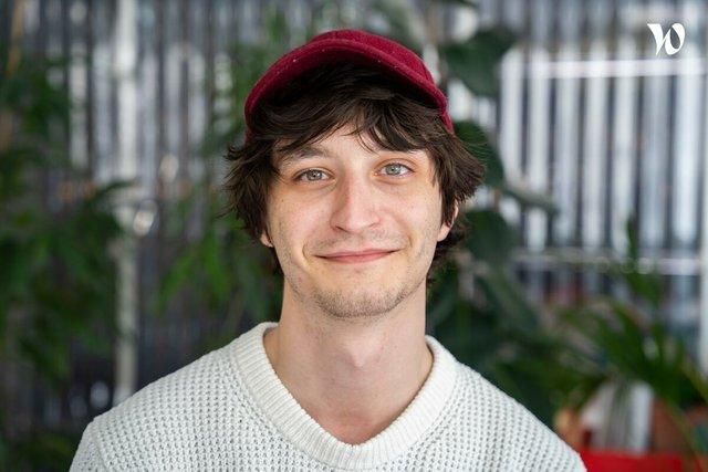 Rencontrez Arthur, Developpeur Front End - Ownest