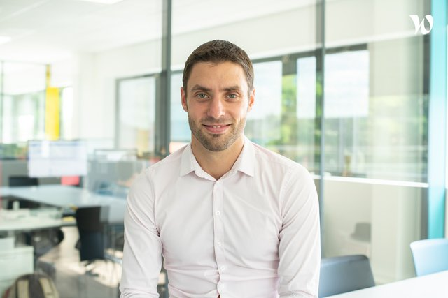 Meet Louis, R&D System and Test Manager - Exotec