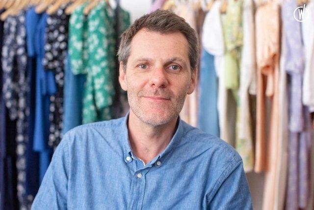 Rencontrez Jérôme, Co-fondateur et CEO - Rouje