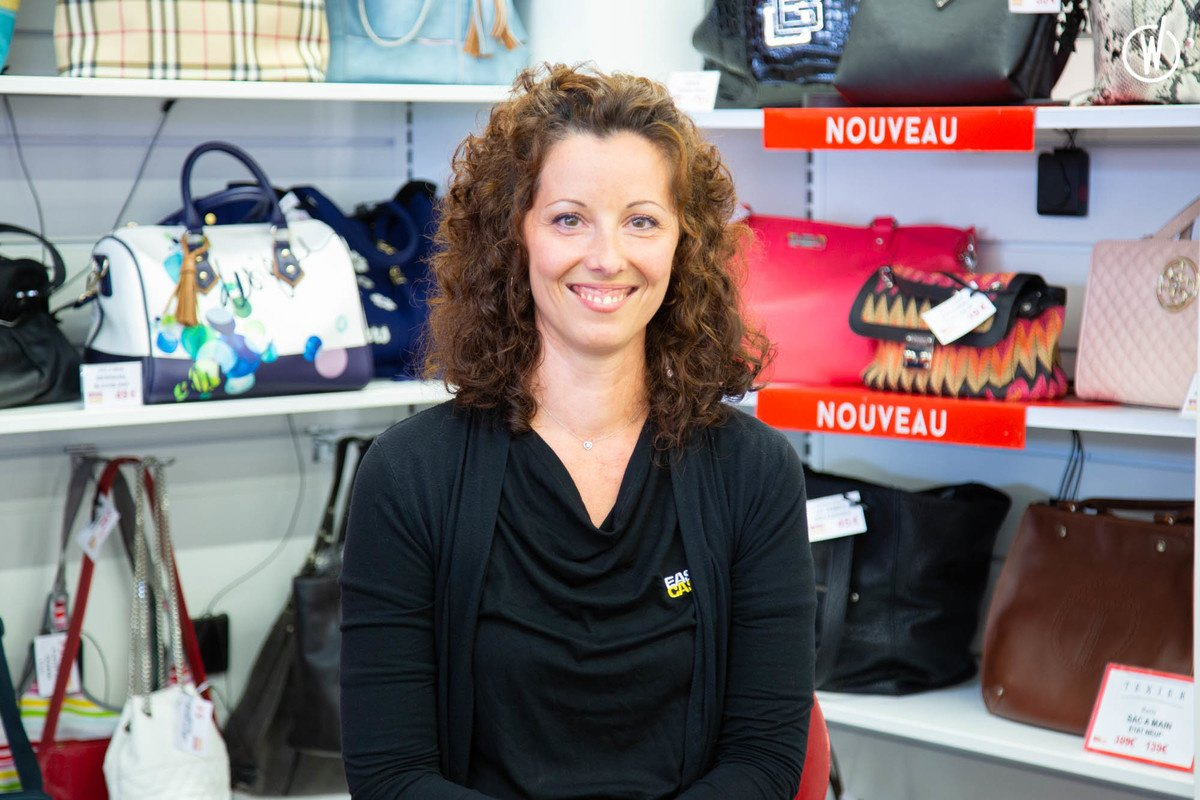Rencontrez Sandra, Responsable Bijouterie - Easy Cash