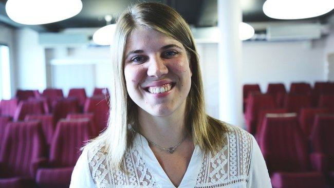 Rencontrez Juliette, Responsable Communication & Marketing - NewQuest
