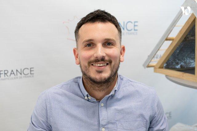 Rencontrez Florian, Directeur Commercial de Nantes - RP France