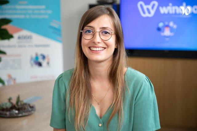 Rencontrez Léa, Customer Success Manager - Windoo