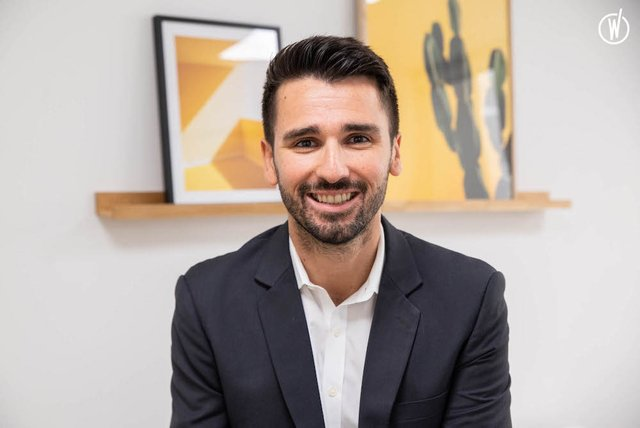 Rencontrez Olivier, CMB, Conseiller Corporate au Centre d'affaires International - HSBC
