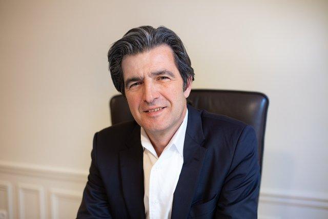 Rencontrez Eric, Président et Fondateur - First Finance