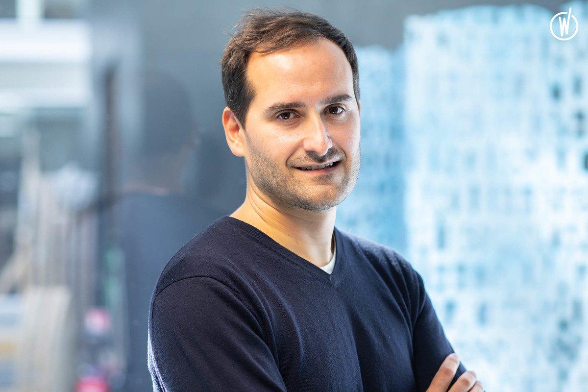 Meet Thomas, CTO & Co founder - SnapCall