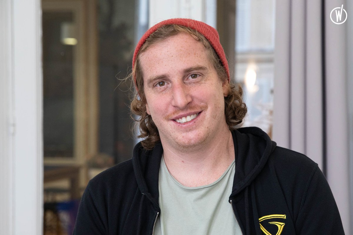 Rencontrez Julien, CTO & Co-Founder - Gimbl