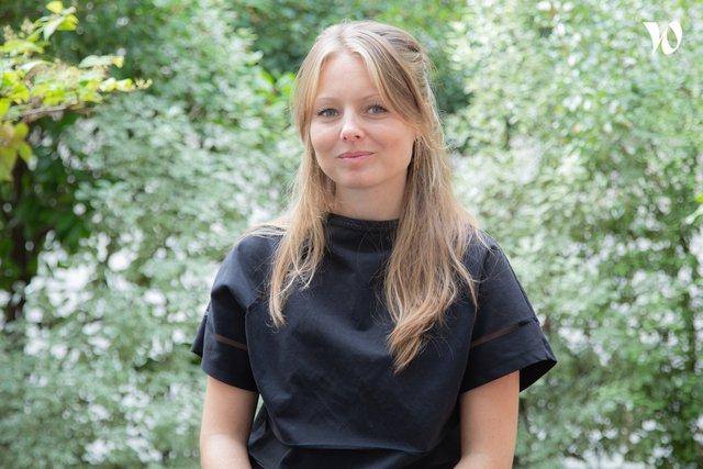 Rencontrez Anne Sophie, CEO - Javelo