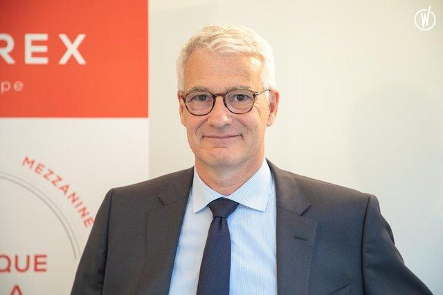 Rencontrez Bertrand, Président de Siparex - SIPAREX