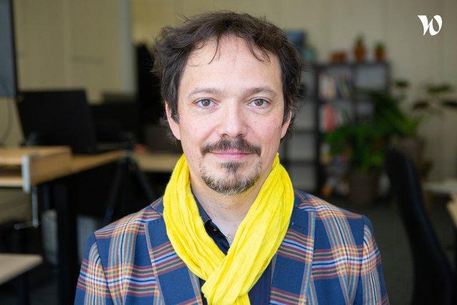 Rencontrez Arnaud, Fondateur et Président - ŌPUN