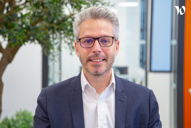 Rencontrez Nicolas, Directeur Associé - DBA